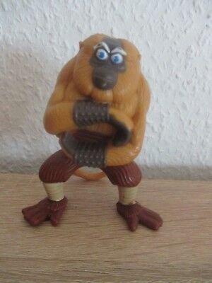 Mc Donalds Happy Meal  Figur 2011 Kung Fu Panter Master Monkey
