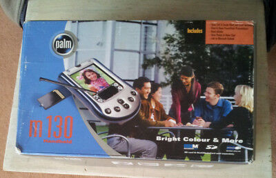 Palm m130 Handheld Palm OS 4.1 IrDA 33 MHz RAM 8MB in excellent condition