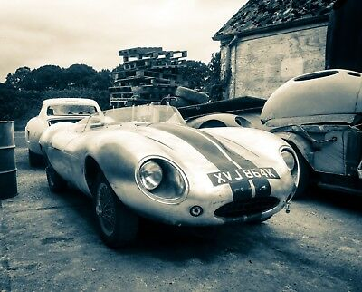 Old no7 A352 body convention for triumph spitfire 1950s sports car
