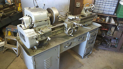Metal Working Lathe -Sheldon Machine 56""