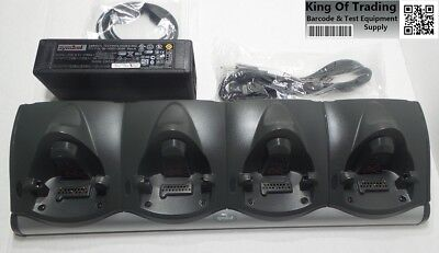 Symbol MC9090 MC9190 4 Slot Charging Cradle CHS9000-4001C