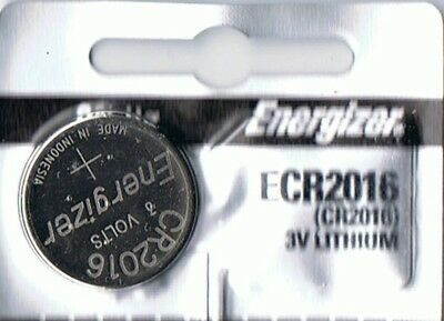 1 New ENERGIZER CR2016  CR 2016 Lithium 3v Coin Battery AUSSIE Stock FAST POST