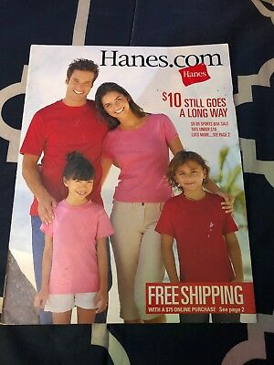 March 2009 Hanes Catalog