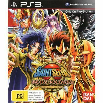 Saint Seiya Sanctuary Battle (PS3 Sony PlayStation 3) PAL AUS Video Game VGC