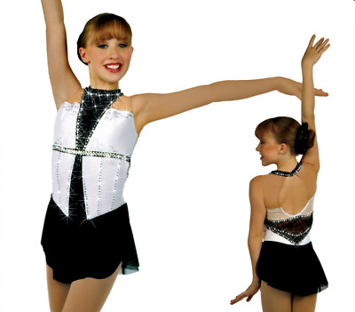 Popular Ice skating dress.Competition Figure Skating Baton Twirling custom