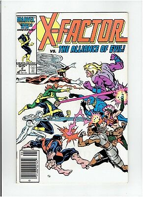 X-Factor  #5 #6 Canadian Newsstand Price Variants 1st. Appearances Apocalypse