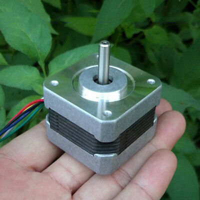 NEMA17 42MM Stepper Motor 1.8 Degree 2-phase 4-wire DIY CNC 3D Printer Robot