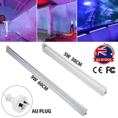 24/48 LED UV Stage Light Black Light Wall Washer Lamp DMX Bar DJ Disco Party AU
