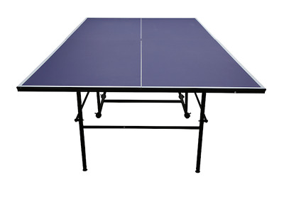 Blue Table Tennis Home Ping Pong Game Sports Portable Folding Family Beer Pong