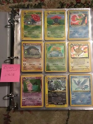 Pokémon Random Holo Card Lot: Expedition, Legendary Collection, And Many Others