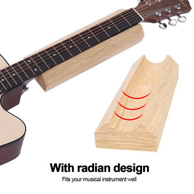 Durable Guitar Neck Rest Support Pillow Environmental Luthier Repair Tool