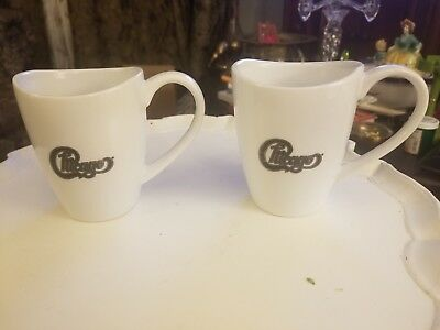 Chicago Rock Band Coffee Mug *pair*