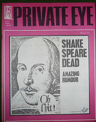 Private Eye Issue 62, 1 May 1964