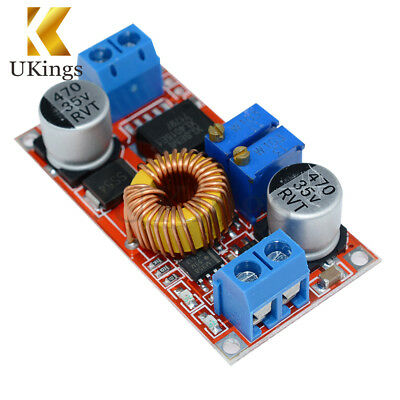 5A DC to DC CC CV Lithium Battery Charging Board Step down Led Power Converter
