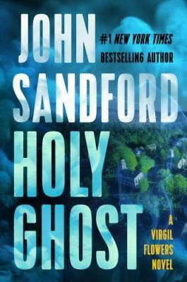 Holy Ghost by John Sandford: Used