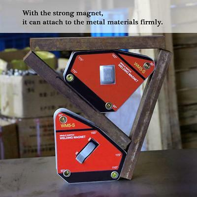 Mini Multi-angle Single Switch Industrial Welding Magnet Holder Magnetic Clamp