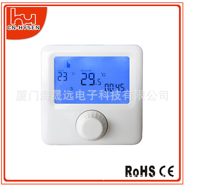 HYO6BW LCD Digital Heating Programmable Room Thermostat Temperature Controller