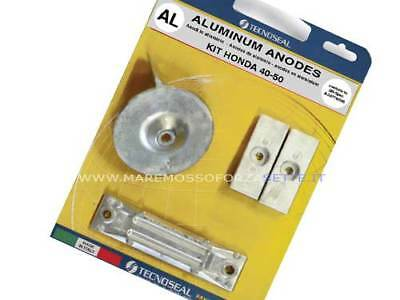 Kit Anodes Marini Pour Hors-Bord Honda 40-50 Marine Anodes Outboard