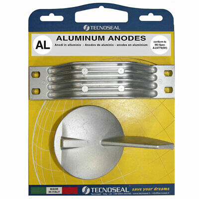 Kit Anodes Marini Pour Hors-Bord Yamaha 150-200 Hp Marine Anodes Outboard