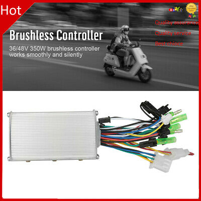350W 36V & 48V for Electric Bicycle E-bike Scooter Brushless DC Motor Controller