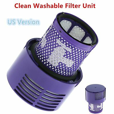 Genuine Waschbarer Filter für DYSON Cyclone V10 Animal/Total Clean/Absolute +,US