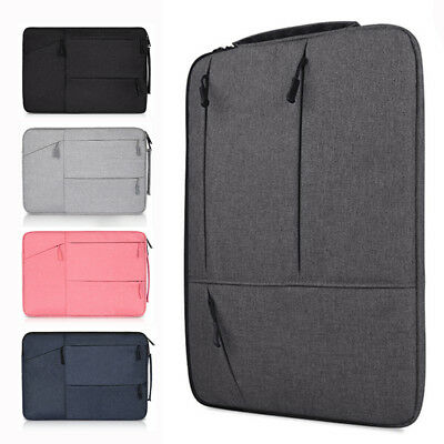 """Laptop Case Bag Soft Cover Sleeve Pouch For 11.6""""-15.6"""" Macbook Air Pro Notebook"""