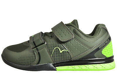 More Mile Men's Superlift 3 Weightlifting Cross Fit Training Gym Trainers