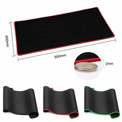 800x300mm 600x300mm Large Gaming Mouse Pad Desk Laptop Computer PC Mice Mat US