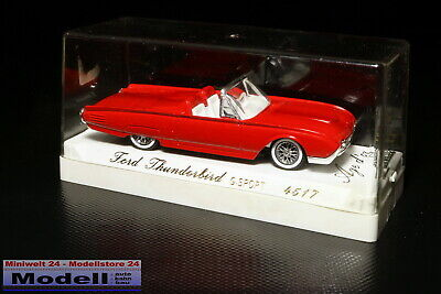 Solido-4517 -  Ford Thunderbird G.SPORT - 1:43 OVP