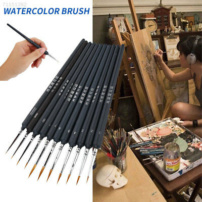 0008 Oil Painting Illustration Liquid Watercolour Paint XM Painting Brush