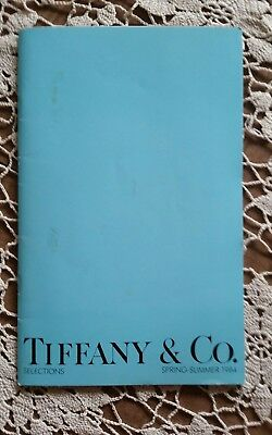 Tiffany & Co. Selections SPRING-SUMMER 1984 Catalog