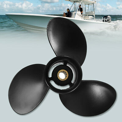 9 1/4 x 9 9.9-18HP Boat Propeller For Tohatsu Mercury Outboard Engine 3BAB645180