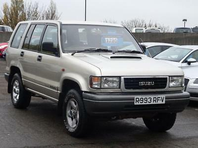 1998 Isuzu Trooper 3.1 TD Citation 4x4 5dr