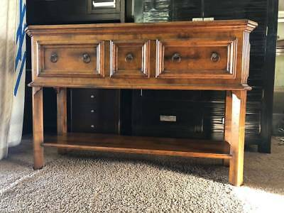 Baker Furniture Milling Road Wood Buffet Table