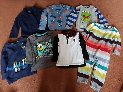 Boys clothing bundle 12-18 months 13 Items including Next, Baby Gap, John Lewis