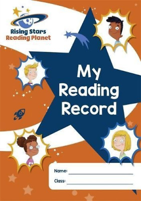 Reading Planet - My Reading Record BOOK NEW