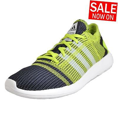 newest cf6d7 c6fe5 Adidas Element Refine Tricot Mens Premium Running Shoes Fitness Gym  Trainers