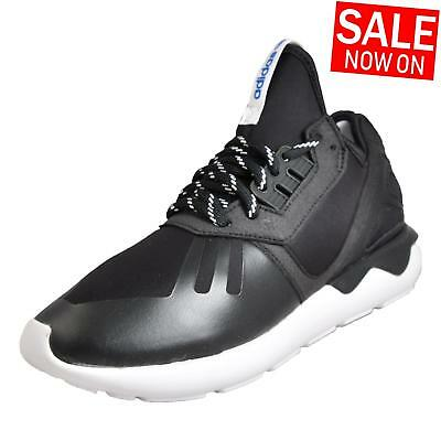 new product 88bc7 b8079 Adidas Originals Tubular Runner Mens Casual Vintage Retro Sneakers Trainers  Blac