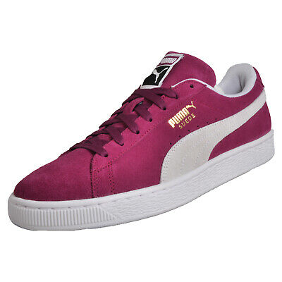Puma Suede Leather Men's  Classic Casual Vintage Retro Sneakers Trainers