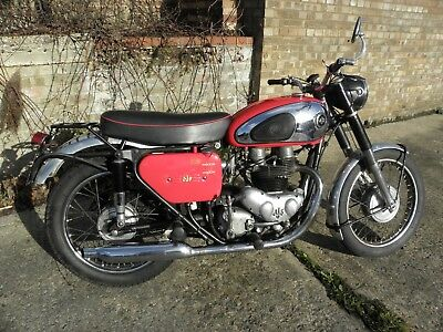 61 Ajs Model 31 Csr  V Easy Start Genuine Correct Csr Featured  In Real Classic*