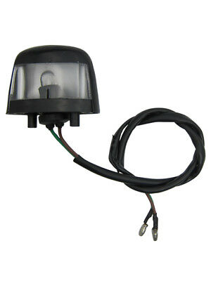 Rear License Plate light for 50/125/150cc Scooter or Moped