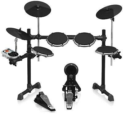PDL 8-piece Electronic Drum Kit Set Electric Pads, Drum Sticks HGZB839EL