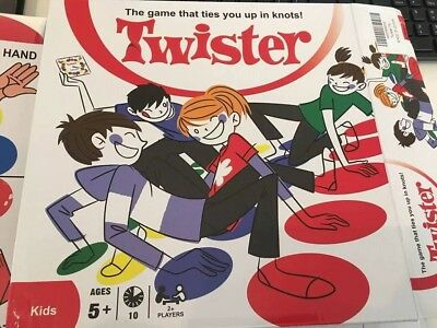 Classic Twister Game Blanket Prime Large Gifts Floor Game for Kids Adults child