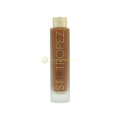 St.tropez Self Tan Luxe Dry Oil Suitable For All Skin Tones 100ml Sun Care