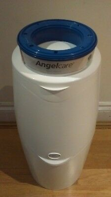 Angel care Baby Nappy Disposal System Bin with 2 Refill Cassette