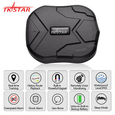 TKSTAR TK905 GPS Car Tracking Device Magnet Vehicle Tracker Garantee US Stock