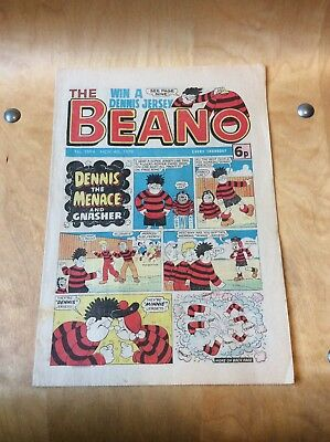 Beano Comic....issue 1894....1978.