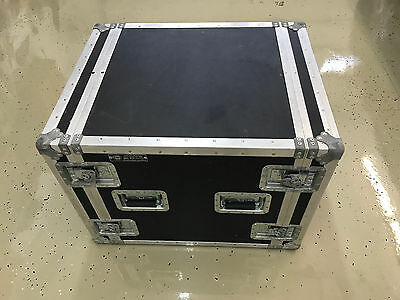 ANVIL Professional Padded Road Case w/ Spring Loaded Handles