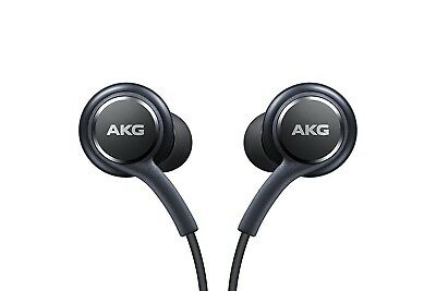 OEM Stereo Headphones w/Mic for Samsung Galaxy S8 S9 Plus Note 8 Designed by AKG