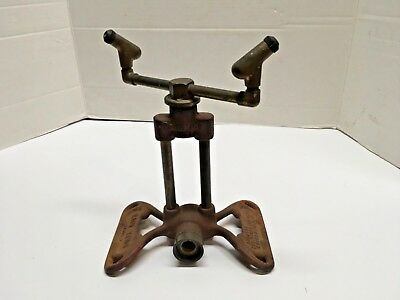 Lawn Sprinkler Vintage Rain King Model D Chicago Flexible Shaft Co.